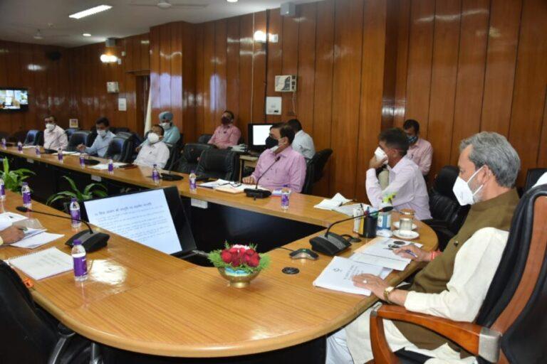 गुड न्यूज-मुख्य मंत्रीतीरथ सिंह रावत ने  सरकार की टेलीमेडिसिन सेवा के साथ वर्चुअल ओपीडी का सुभारम्भ किया