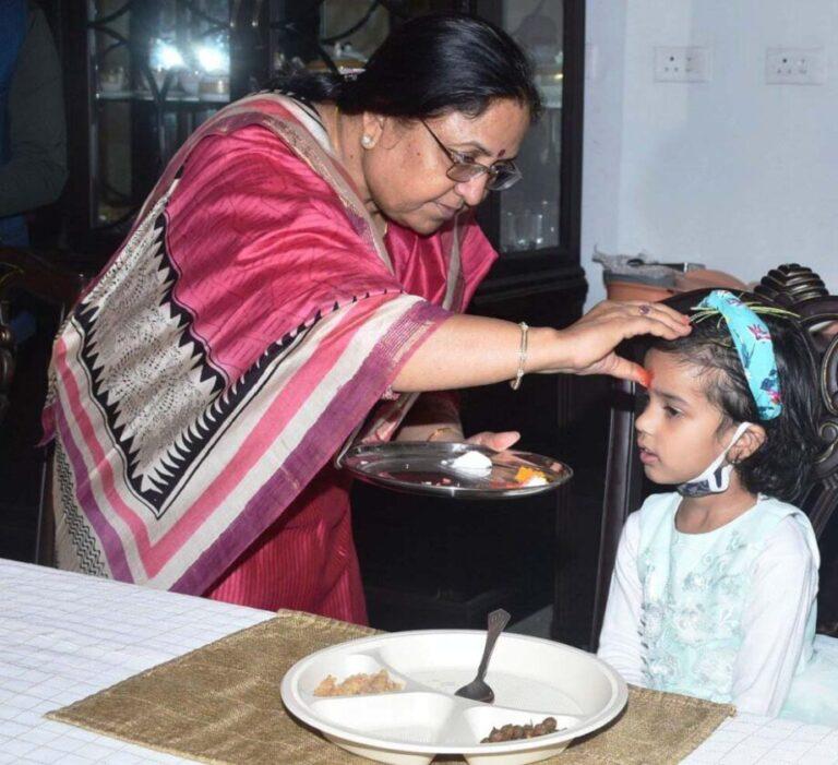 राज्यपाल श्रीमती बेबी रानी मौर्य ने रामनवमी की शुभकामनाएँ दी