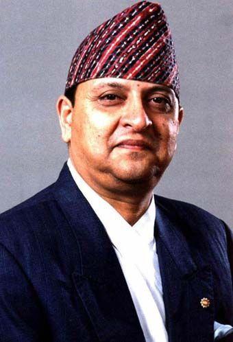 शाही स्नान के लिए हरिद्वार पहुंचे नेपाल के राजा ज्ञानेन्द्र