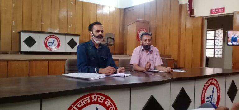 ऋषिकेश मेयर पर पत्रकार के साथ मारपीट कर प्रताड़ित करने का आरोप