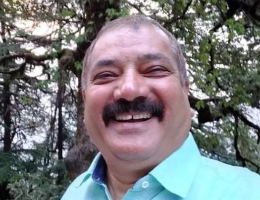 राज्यपाल श्रीमती बेबी रानी मौर्य ने वरिष्ठ पत्रकार श्री राजेंद्र जोशी के निधन पर शोक व्यक्त किया है