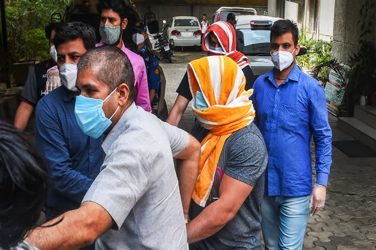 सागर हत्याकांडः सुशील कुमार को रिमांड पर हरिद्वार से पंजाब ले गई पुलिस
