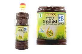 पतंजलि ब्रांड के नाम से सरसों के तेल की पैकिंग करने वाली फैक्ट्री सीज