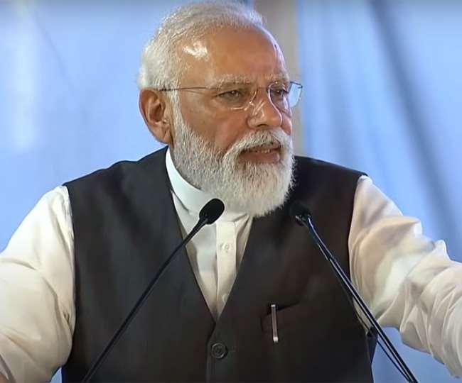 ऋषिकेश एम्स से किया पीएम मोदी ने कई राज्यों के ऑक्सीजन प्लांट का वर्चुअल लोकार्पण