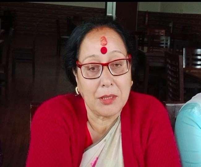 नैनीताल सीट से टिकट को लेकर समझौते के मूड में नही कांग्रेस नेत्री सरिता आर्य